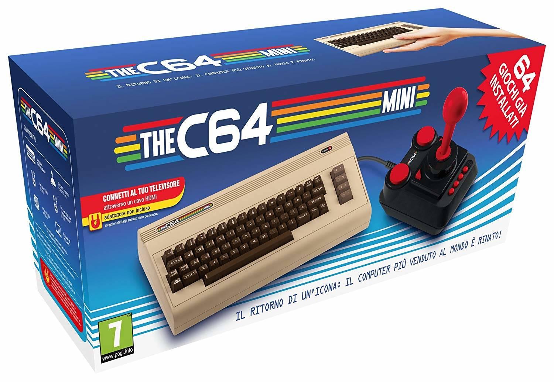 The C64 Mini