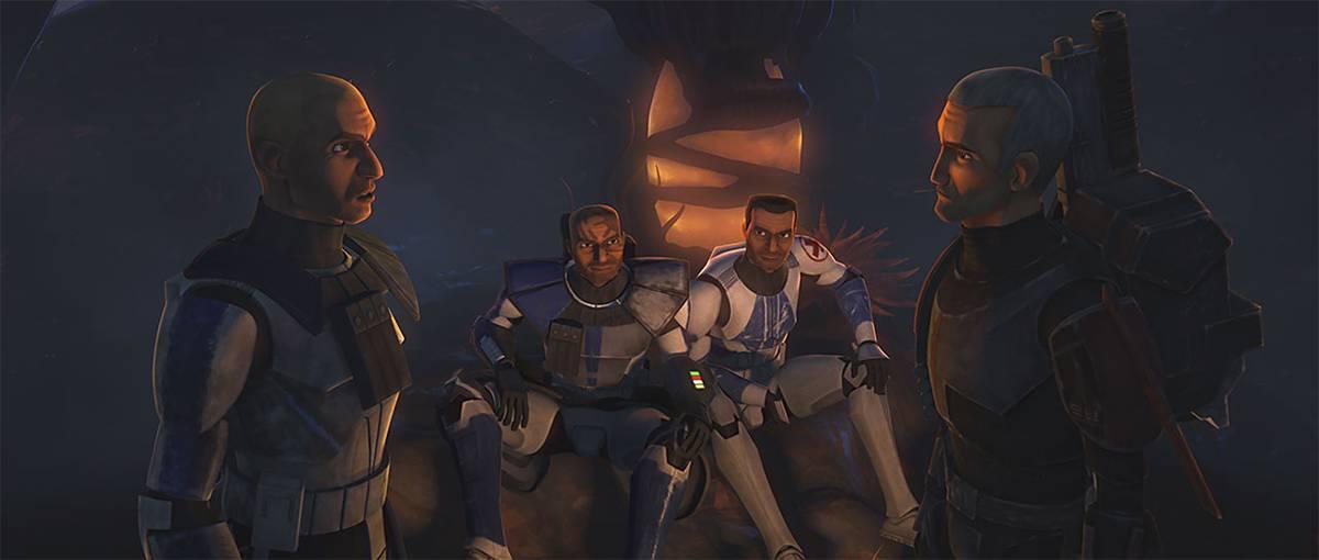 The Clone Wars settima stagione
