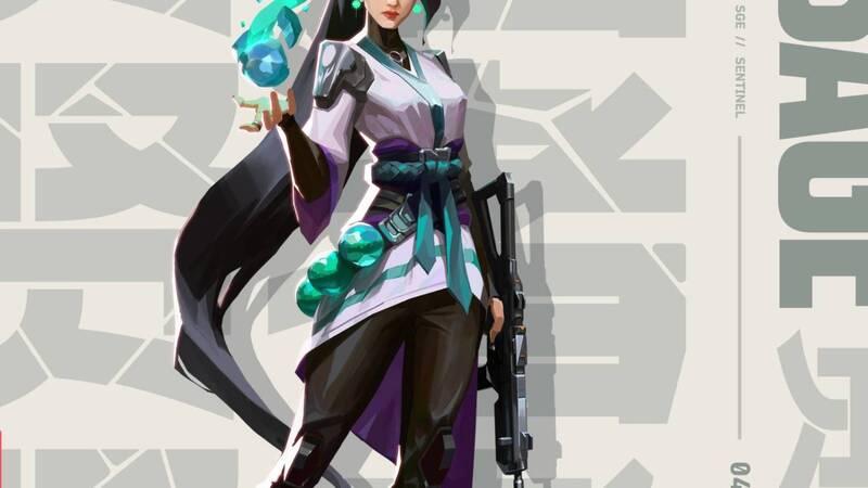 Valorant: svelato l'agente Sage da Riot Games