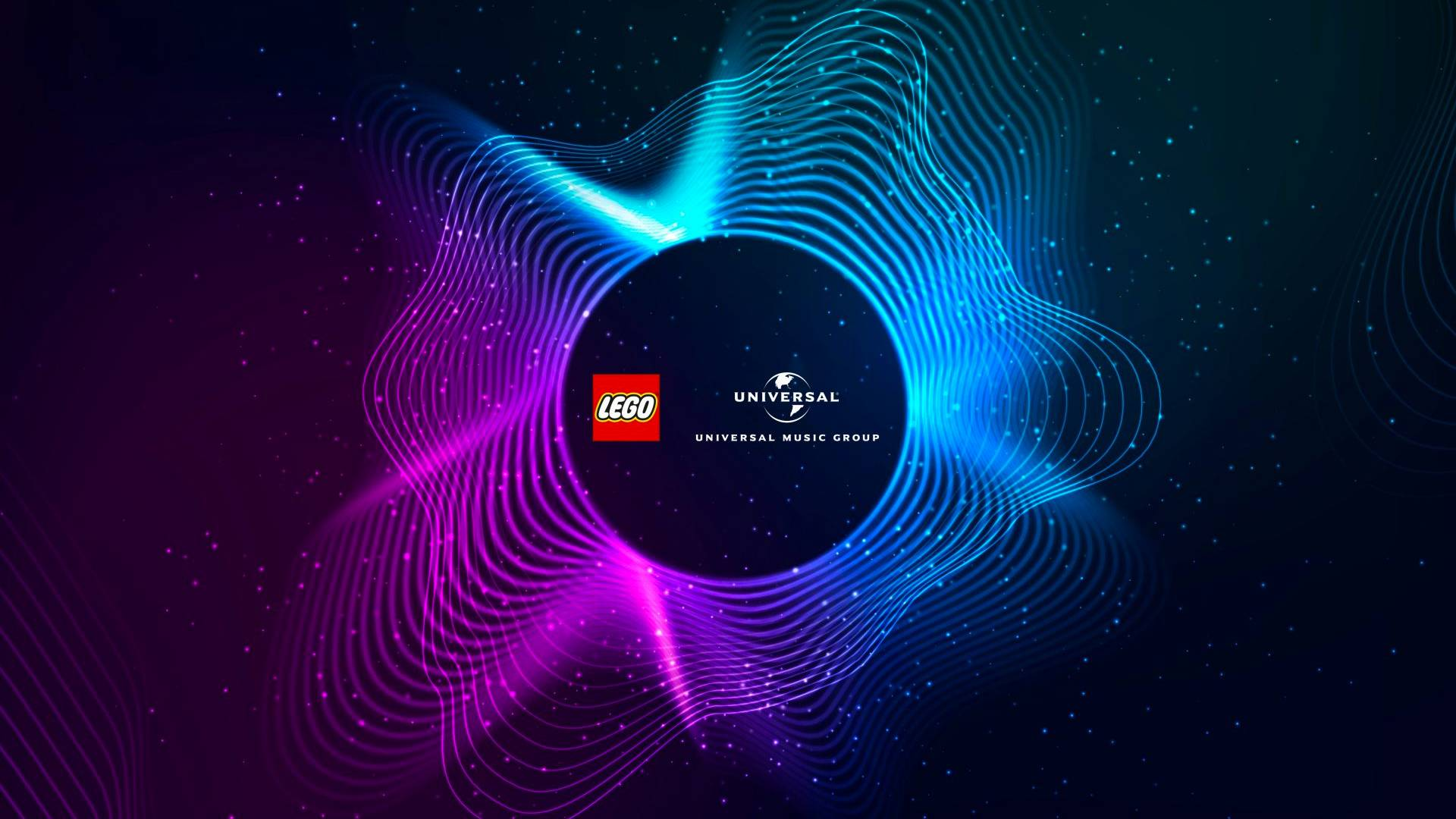 Accordo Universal Music Group the Lego Group