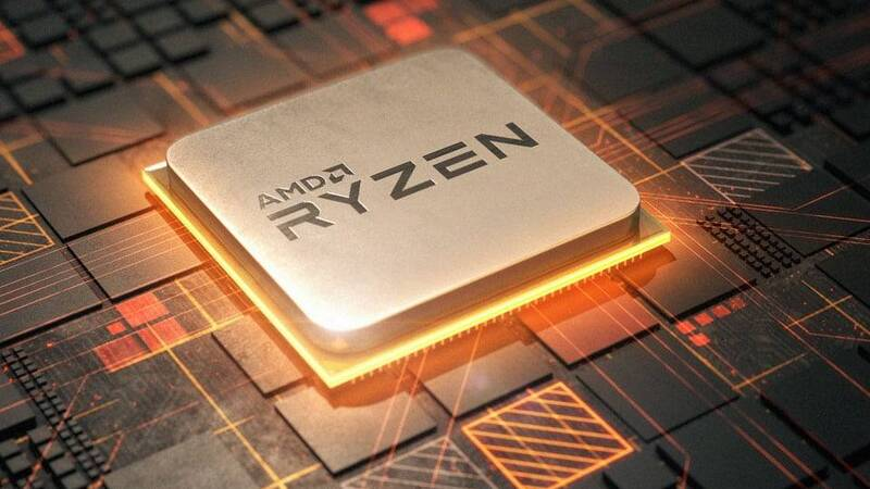 AMD still grows in the CPU market, recorded the highest share since 2007