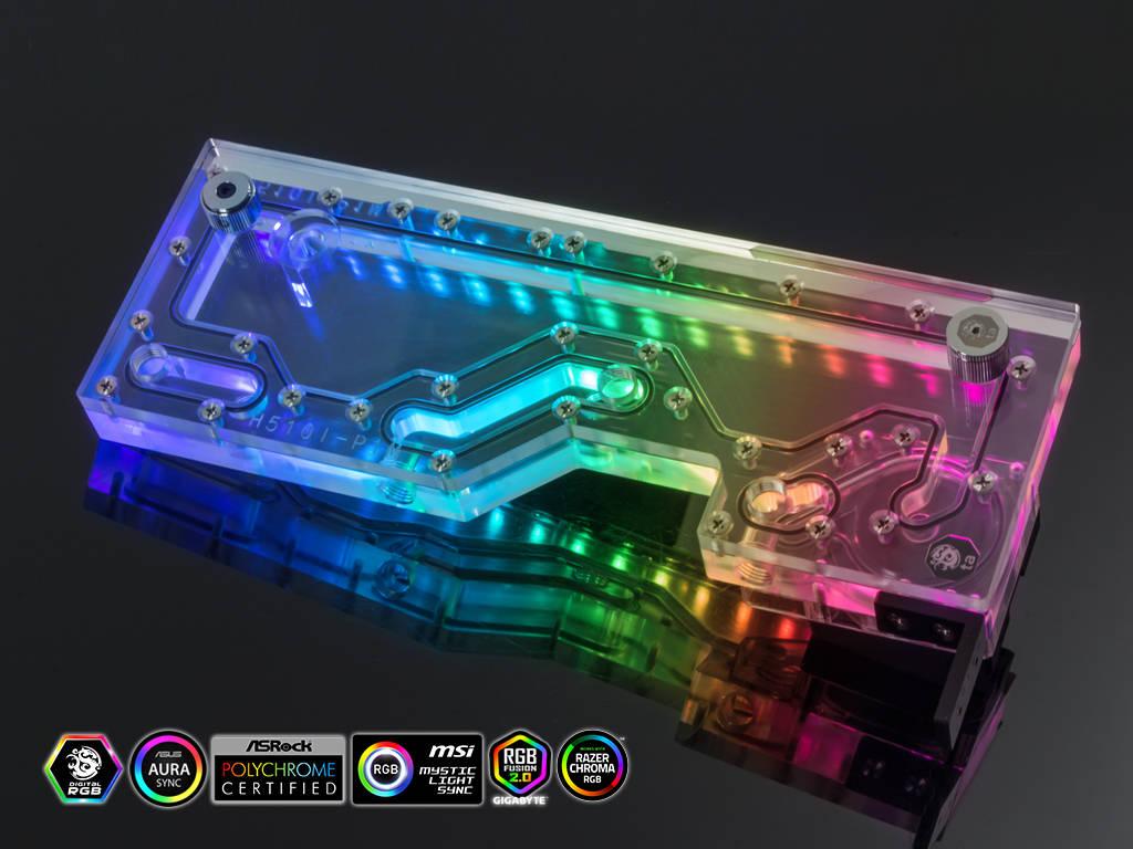 Bitspower Touchaqua Sedna H510i RGB