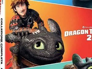 Dragon Trainer Collezione completa