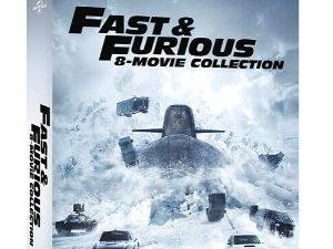 Fast furious 8 movie collection