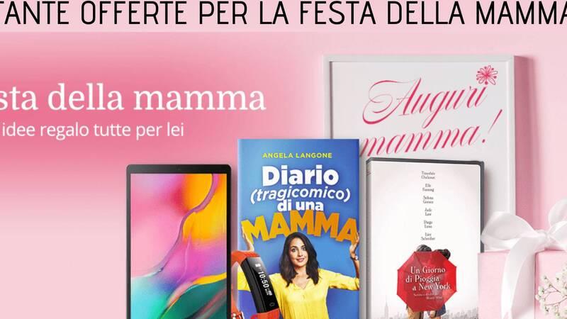 IBS: tante offerte per la festa della mamma