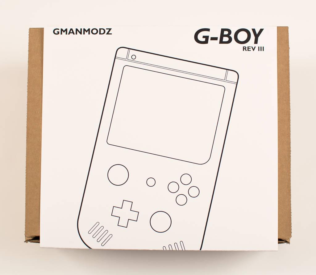 G-Boy REV III