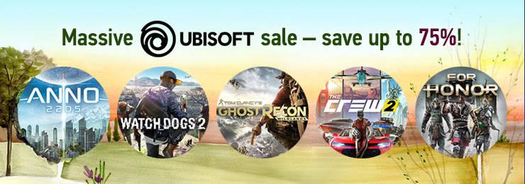 GamersGate Ubisoft