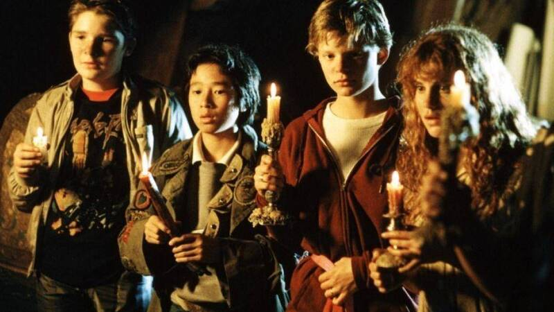 Goonies: the replica of Willy the Patch's key arrives
