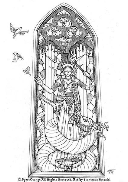 Il Cavaliere della Porta