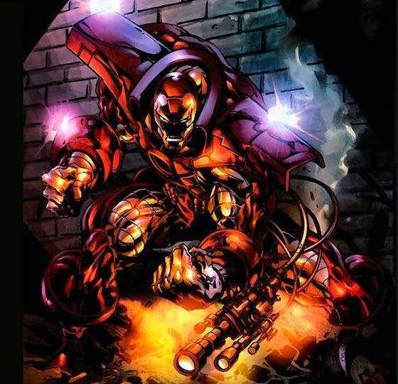 iron man anti radiation