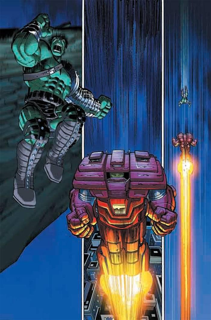 iron man hulkbuster 2