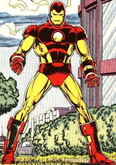 iron man mark VIII