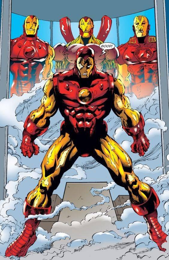 Iron Man mk v