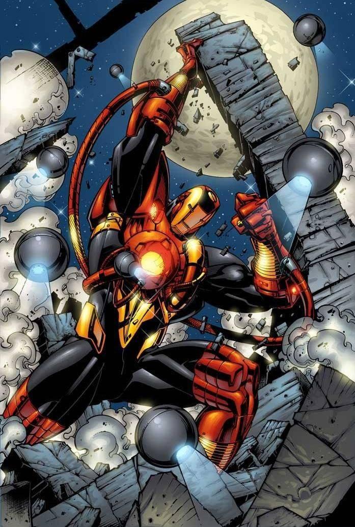 iron man skin 1