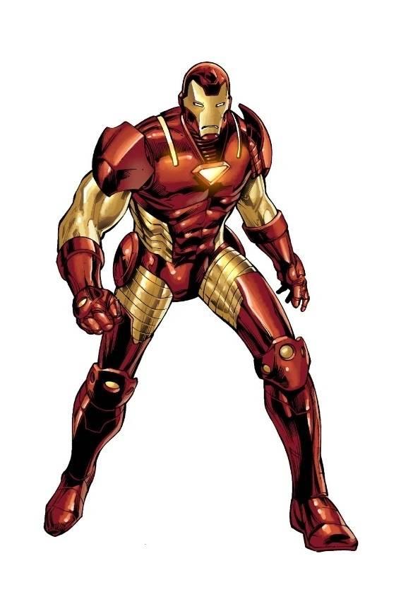 iron man tin man