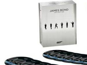 James bond complete collection
