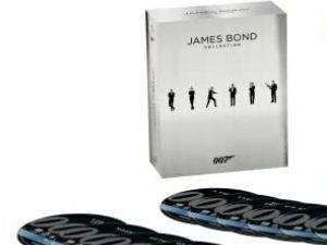 James bond complete collection
