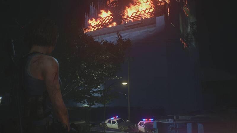 Magic tracce di salvataggio brillano al buio con Auto della polizia /& Camion dei Pompieri