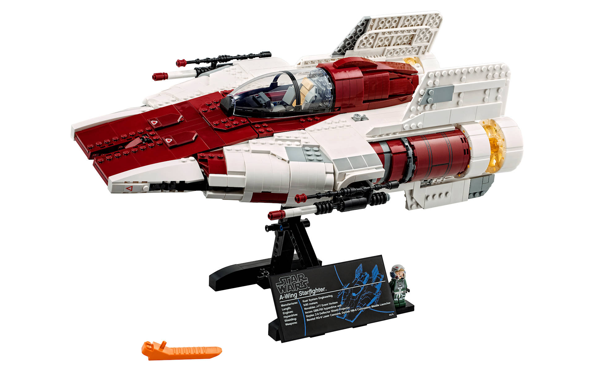 LEGO A-Wing Starfighter UCS