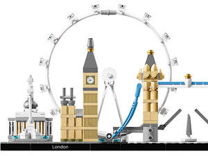 LEGO Skyline di Londra