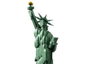 LEGO statua liberta