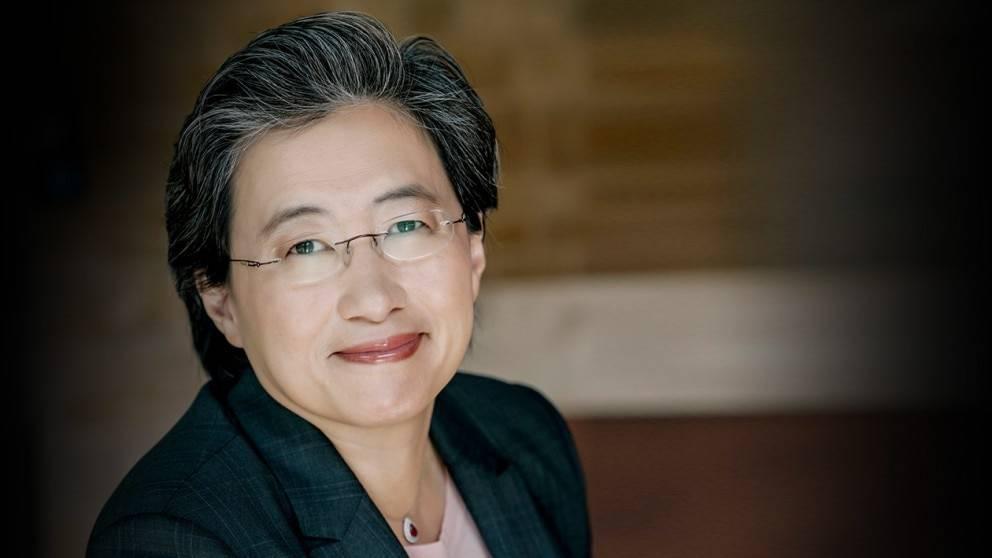 Lisa Su CEO AMD (04/2020)