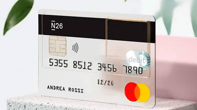 N26 gives you back the subscription fee to Amazon Prime!