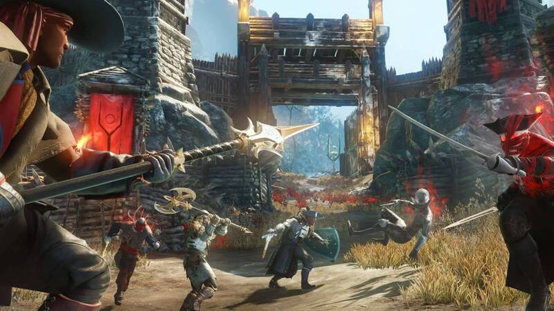 New World: Amazon's MMO triples the numbers of Final Fantasy 14