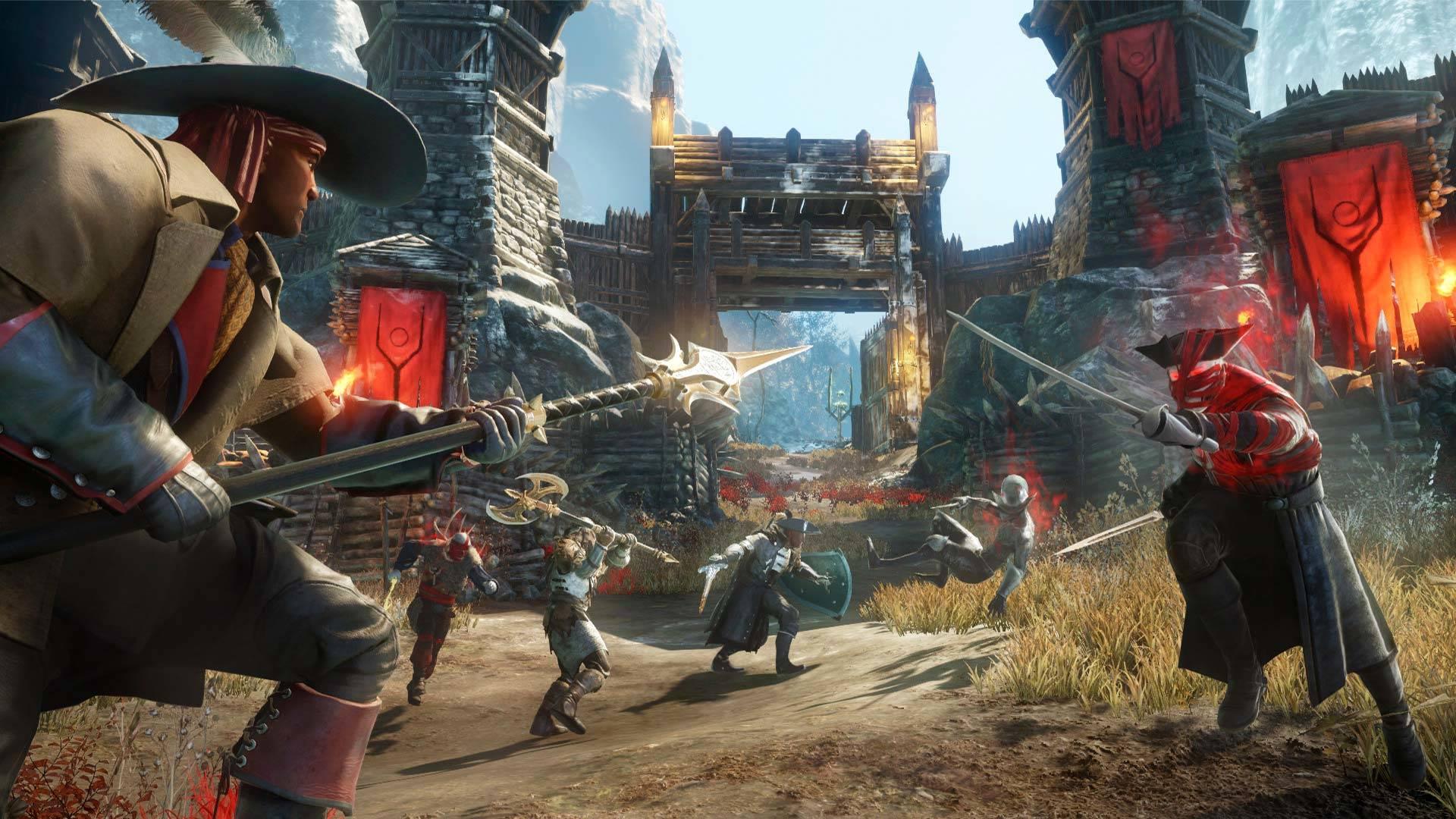 New World 1080p Amazon Game Studios