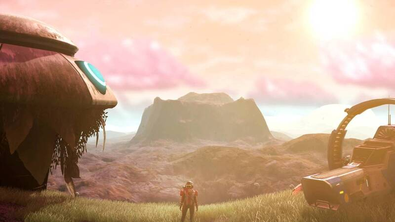 No Man's Sky: buy it now with 60% discount on CDKeys