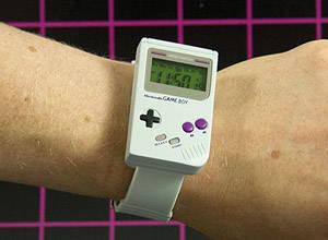 Orologio Game Boy Retro