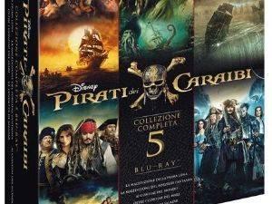 Pirati dei caraibi collection