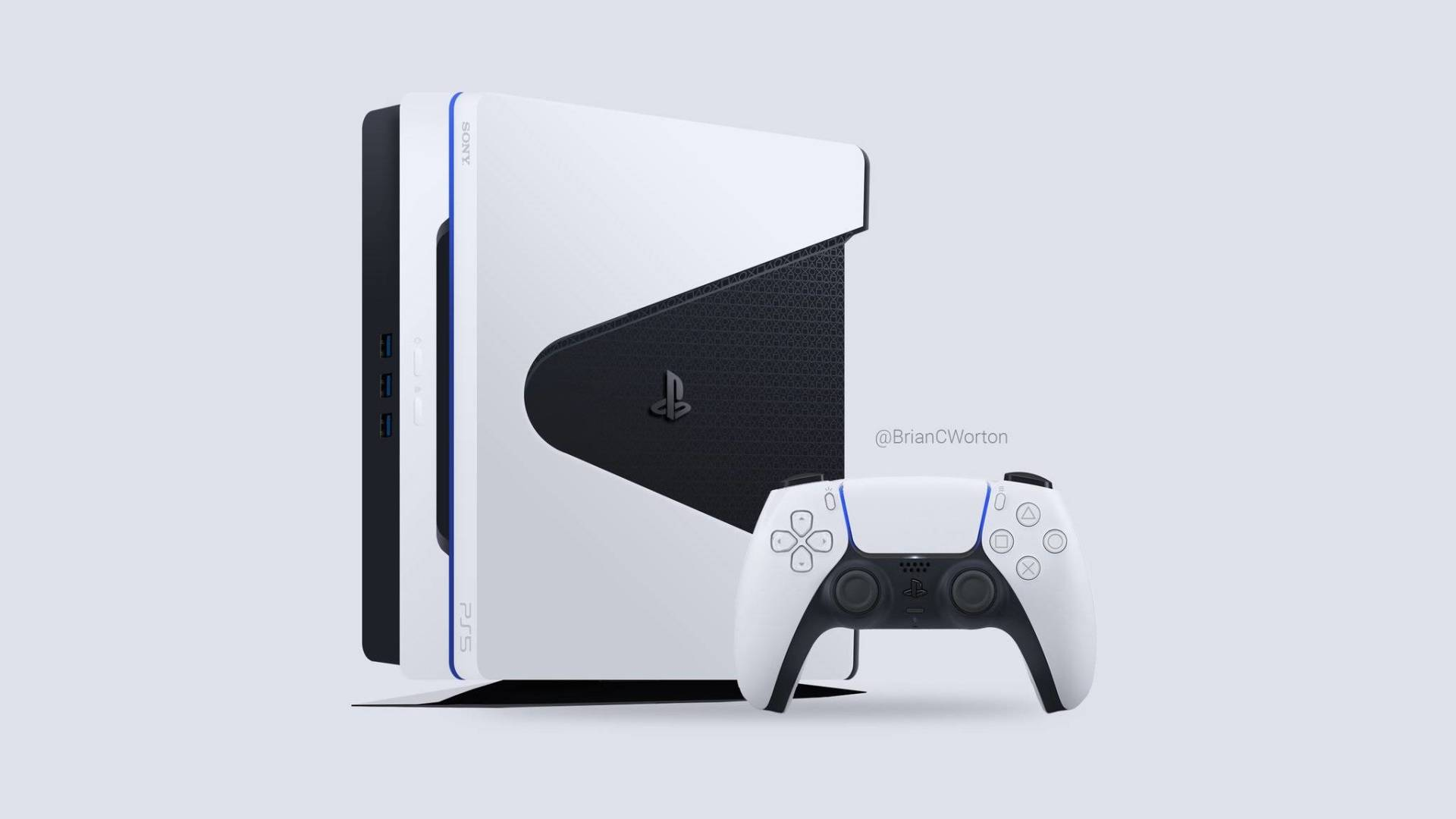 PS5 - design fanmade