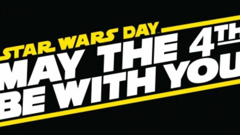 Star Wars Day: le novità del merchandising per i fan