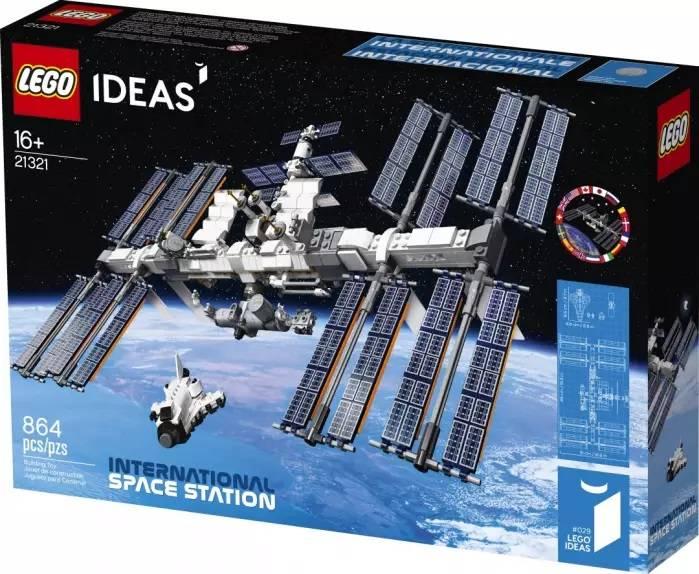 stazione spaziale internazionale 3