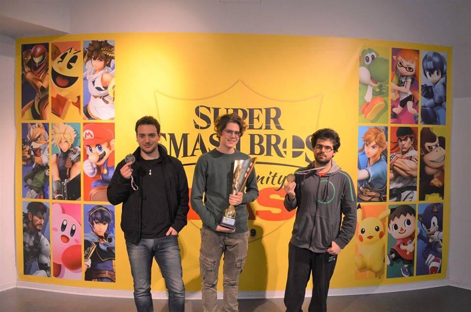super smash bros ultimate esports