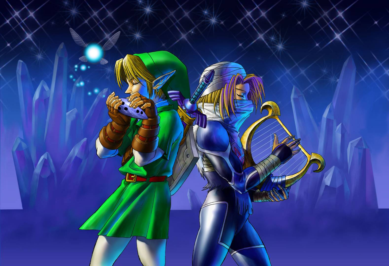 The Legend of Zelda Ocarina of Time