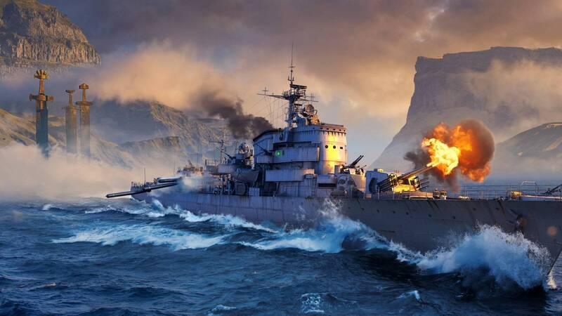 World of Warships developer interview