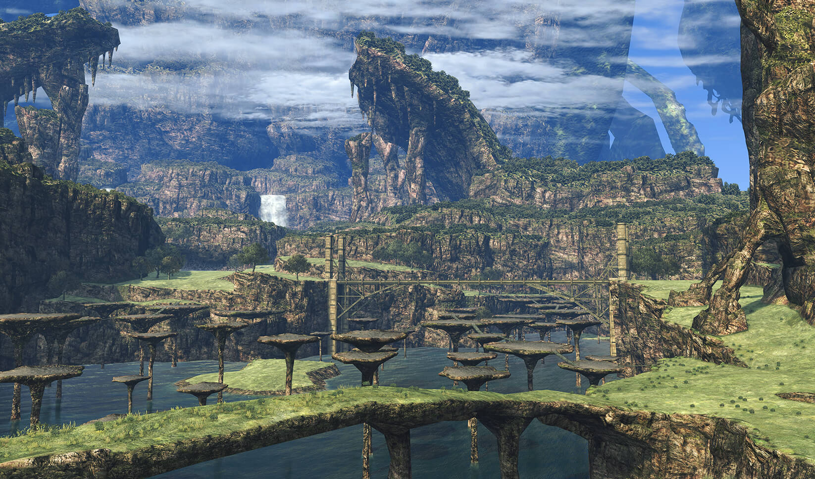 xenoblade chronicles: definitive edition future connected