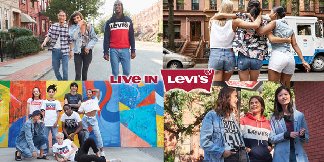 Abbigliamento Levi's