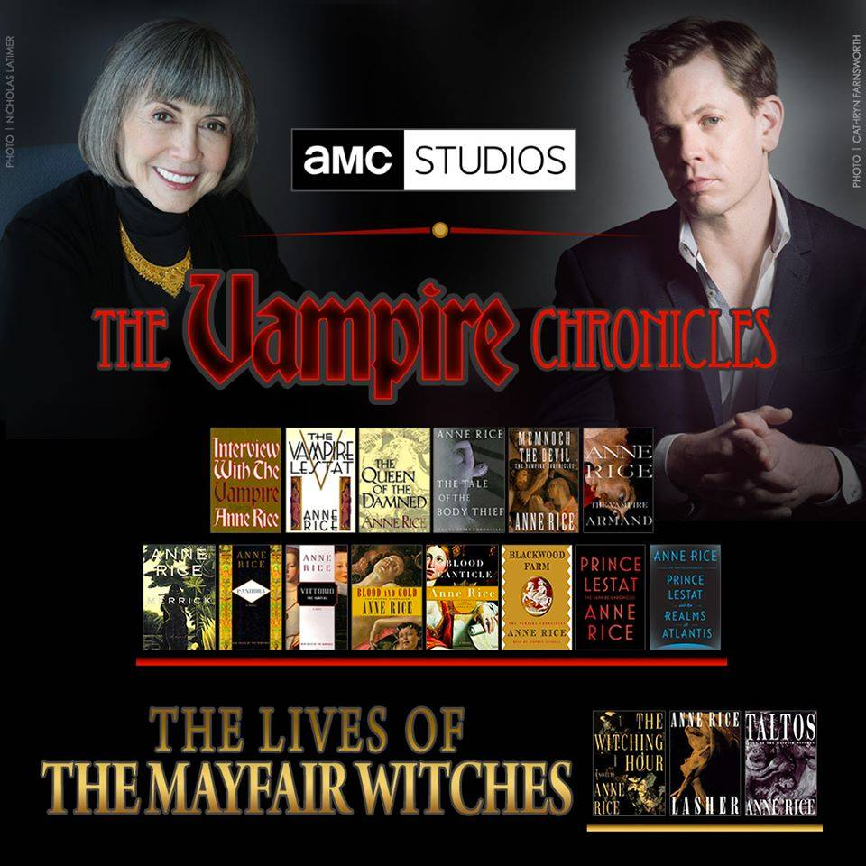 Anne Rice AMC Networks