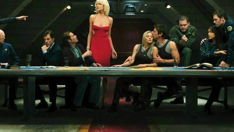 Battlestar Galactica: la strategia speri …
