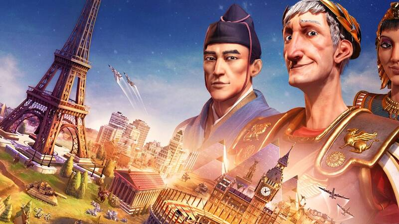 Civilization VI Platinum Edition and many other titles in the June 2021 Humble Choice