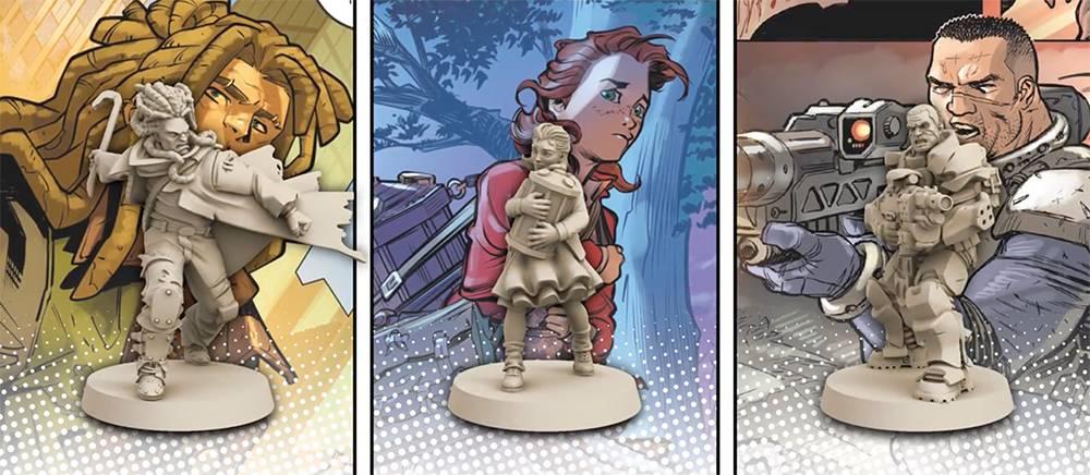 CMON Comics – Volume 1