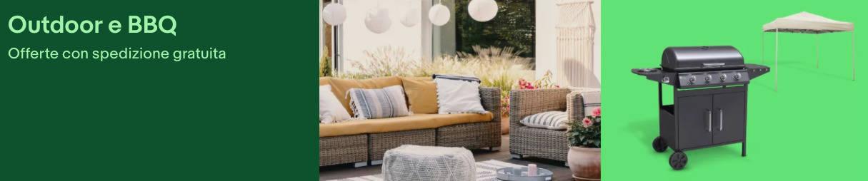 ebay offerte outdoor e bbq