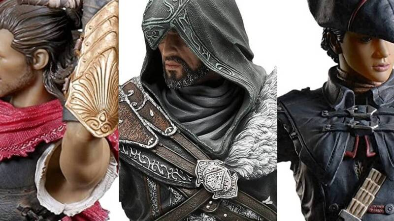 Assassin's Creed: the best action figures