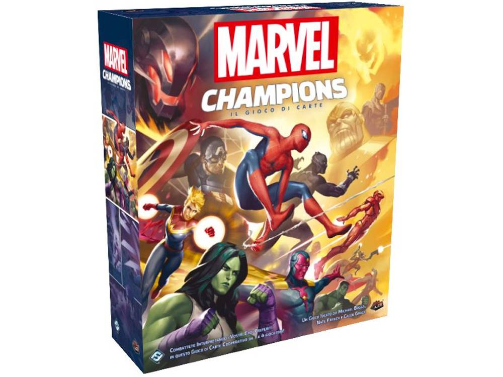 Fantasy Flight Game Marvel