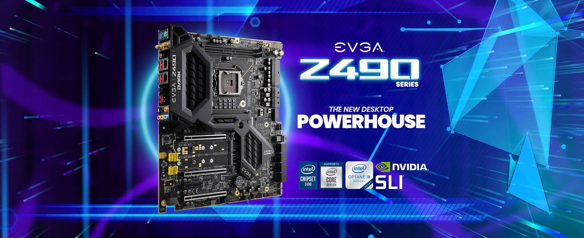 EVGA Z490