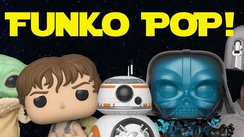 The best Funko POP! of Star Wars