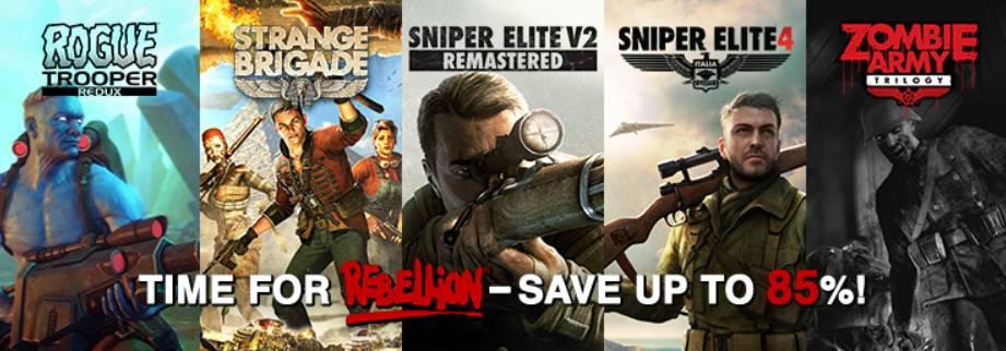 GamersGate Sniper Elite